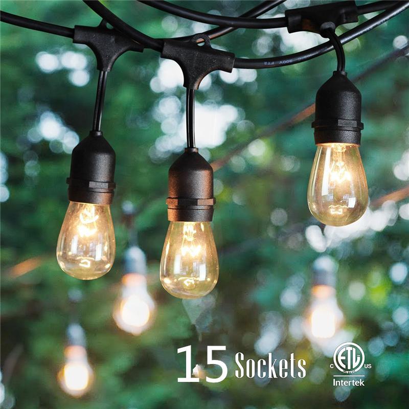 Garden String Lights Magnificent Wholesale Outdoor Led Garden Au Eu Plug String Lights 6060m Lamp