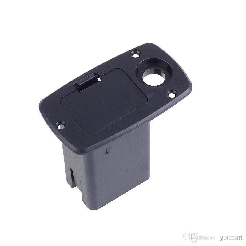 BARATO Qualidade 9 V Bateria Caixa / Caso / suporte para Guitarra Ativo / Captador de Baixo