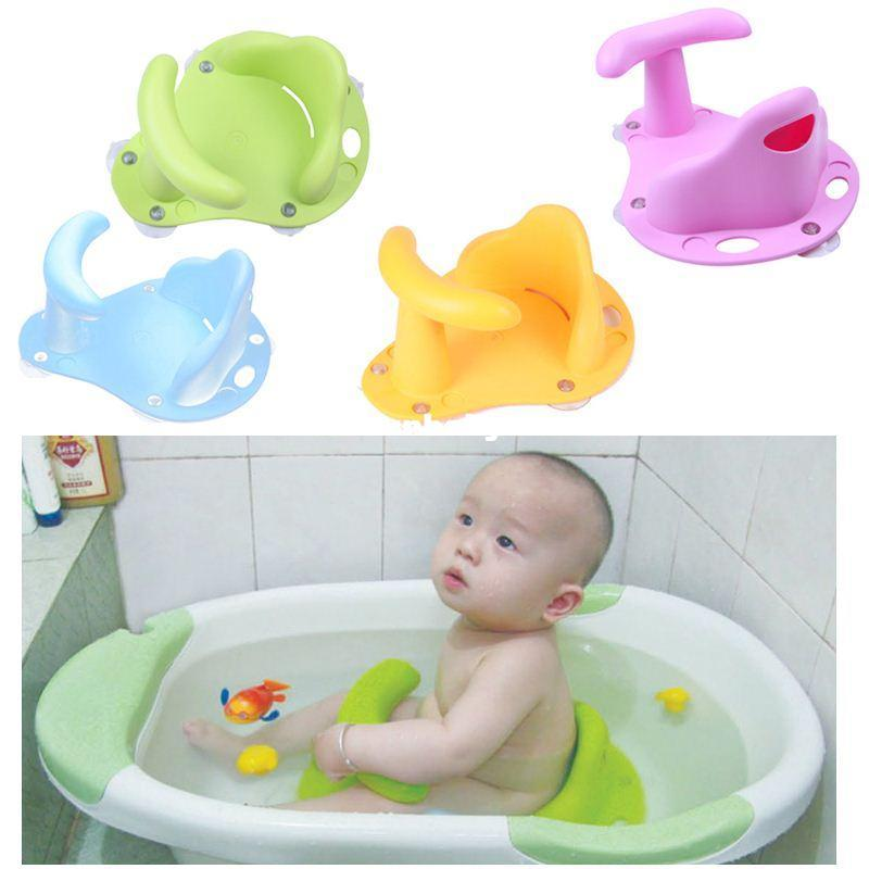 2018 Baby Infant Kid Child Toddler Bath Seat Ring Non Slip Anti Slip ...