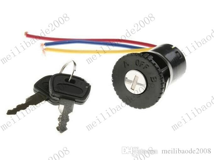 Ignition Switch Key Lock Set for Scooters ATV Go Kart MYY10335A
