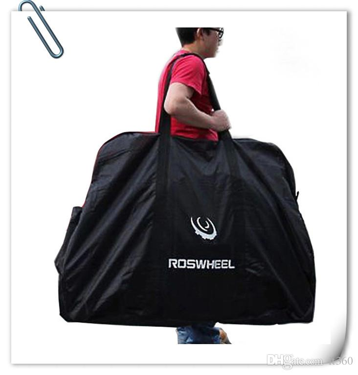 2018 Roswheel 18274 Bicycle Storage Bag 26 Inch Folding Bike Loadout Bag Cycling Frame Package Carry Bag Bicycle Waterproof Wearable Portable Bag From It360 ... & 2018 Roswheel 18274 Bicycle Storage Bag 26 Inch Folding Bike Loadout ...