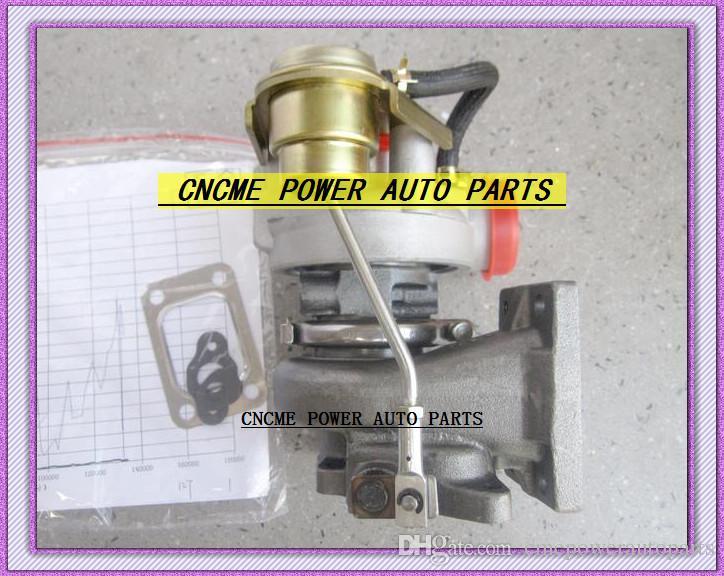 TURBO TD04 - 12t 49177-03160 49177-03140 1g565-1701 турбонагнетатель для Mitsubishi Pajero L200 Bobcat S250 погрузчик с бортовым поворотом Kubota V3300-T 3.3 L