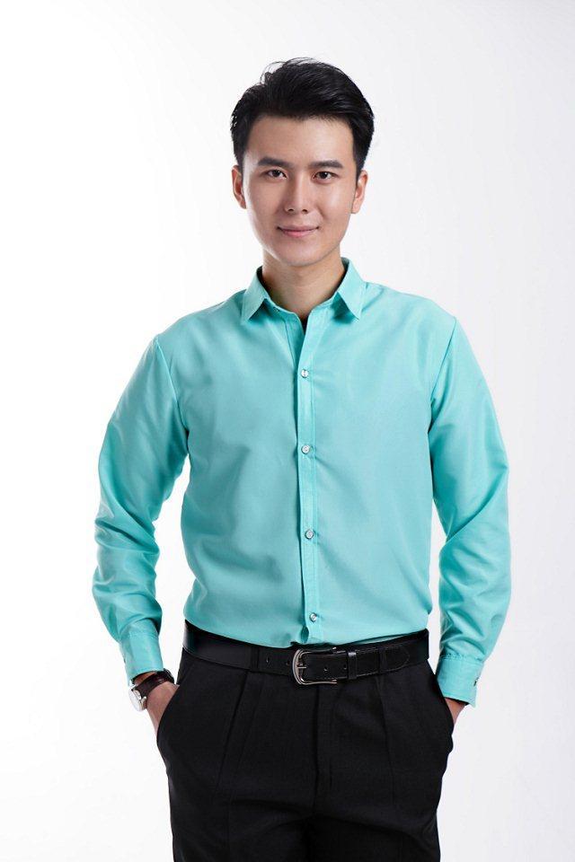 2015 Mint Green Mens Wedding Shirts Normal Tuxedos Shirts Business ...