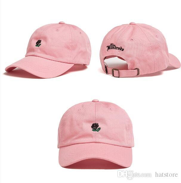 4c6a552fefe GOOD Quality Pink Women Peaked Caps Men Golf Cap Leisure Unisex Snapback  Baseball Caps Casquette Hat The Hundreds Hunting Cap PPMY Flexfit Hats For Men  From ...