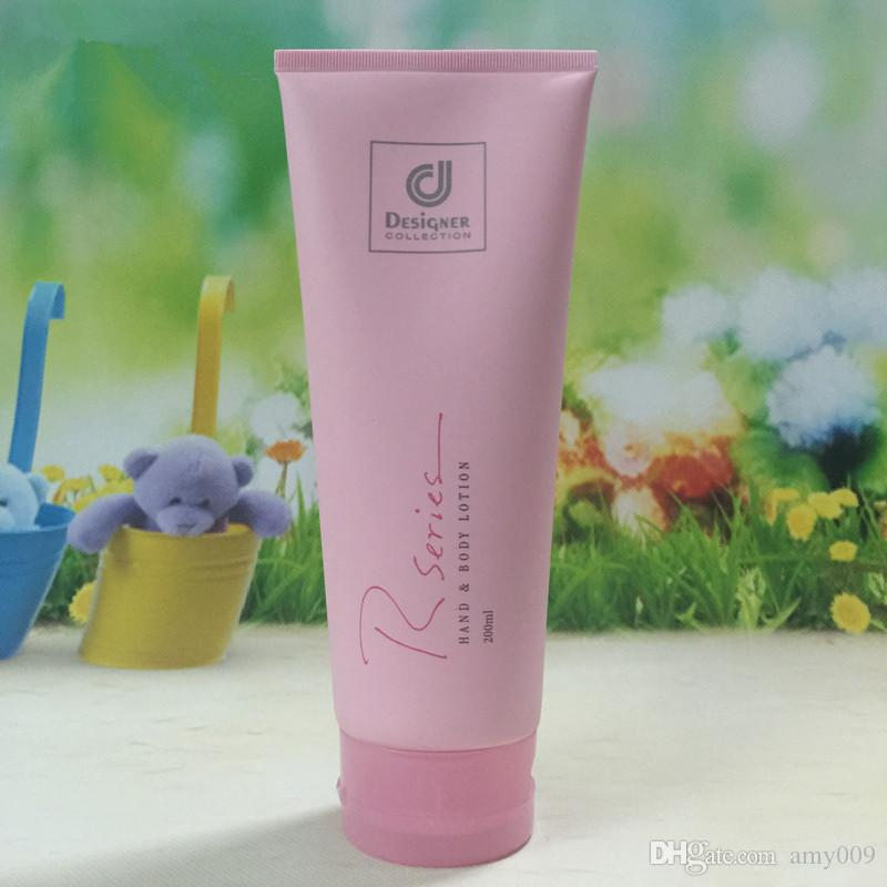 DHL 012 Malaysia Designer Collection 200ml Romantic perfume hand body lotion Cream Popular Beauty body Products