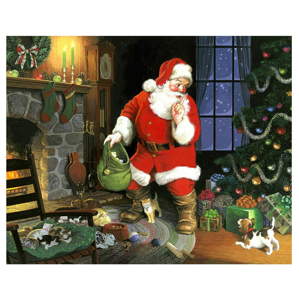 Santa Claus order for home 2018 37