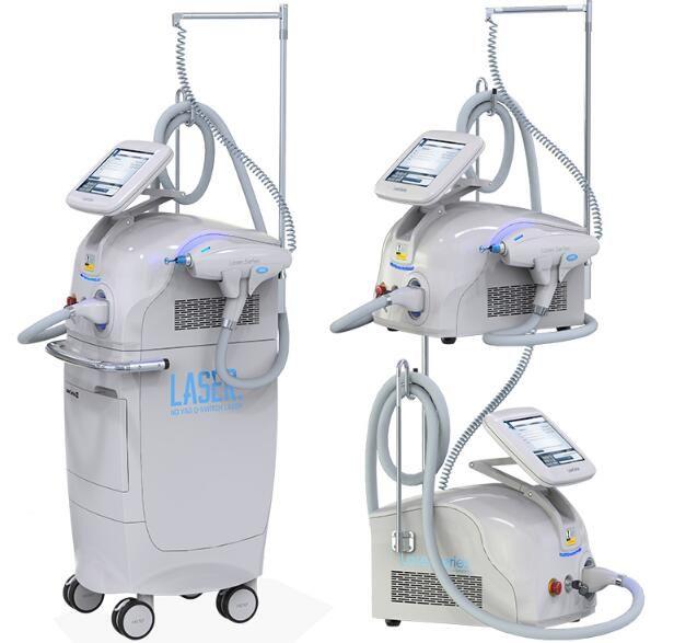 2017 haute puissance clinique spa utiliser picosure picoseconde nd yag laser détatouage machine