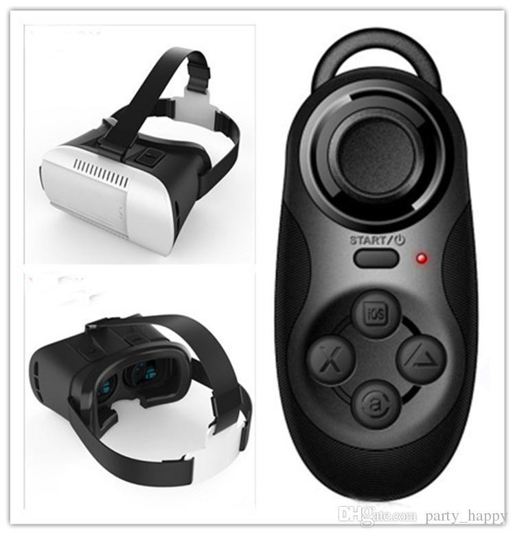 Lunettes de téléphone mobile 3D + lunettes de réalité virtuelle de contrôle à distance tempête générale portant une combinaison de lunettes 3D miroir tridimensionnel solide