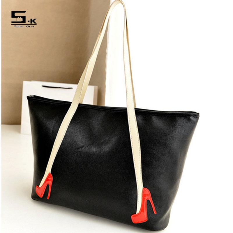 2016 Handbags School Bags Shoulder Bags Korean Fashion Shoulder ...