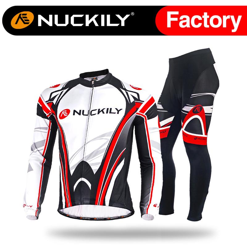 d3d3d484b Nuckily High Tech Training Compression Cycling Jersey Set Best Quality of  Men s Anti Bacterial Bicycle Suit MC006 MD006 Cycling Jersey Set Cycling  Jersey ...