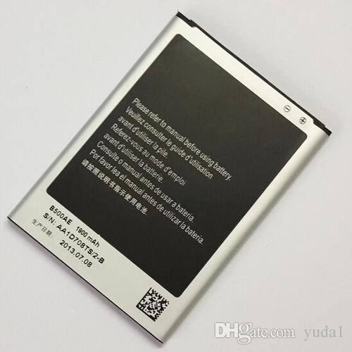 Orijinal OEM S4 Mini Pil B500BE I9190 I9192 I9195 I9198 Cep Telefonu Pil 1900 mAh Ücretsiz Nakliye Toptan