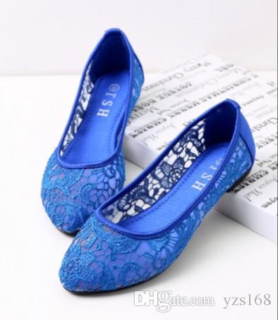 Avrupa ve Amerikan tarzı dantel elbise ayakkabı tasarım sivri büyük boy bayan düz ayakkabı parti akşam ayakkabı gelin düğün ayakkabı yzs168