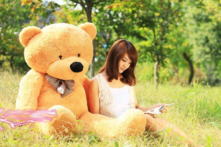 discount 6 feet big teddy bear stuffed giant jumbo 72 size 180cm