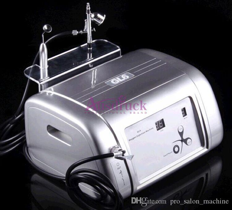 Eu tax free Portable Water Oxygen Jet Peel Facial Skin Rejuvenation Machine Acne Wrinkle Removal Oxygen Injection Spray Skin Care instument