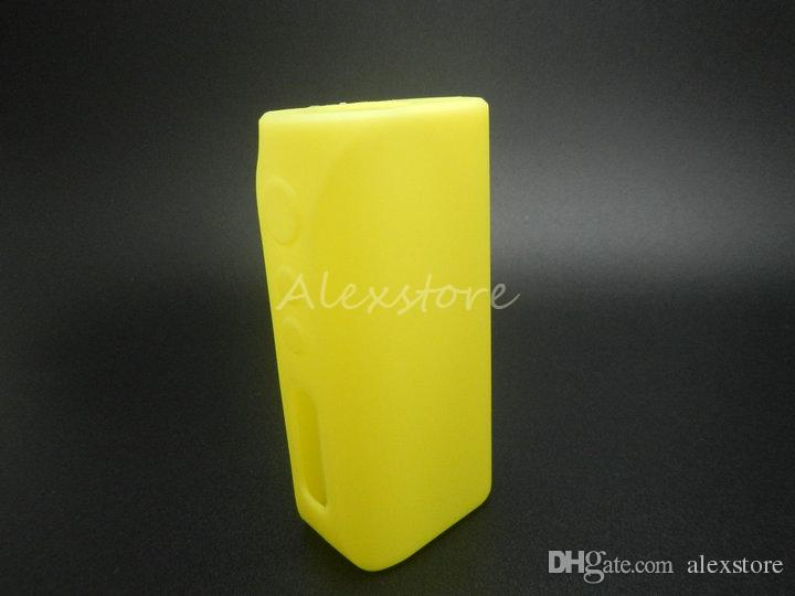 Silicone Case Silicon Cases Colorful Rubber Sleeve Silica Gel Skin For ipv d2 75w box mod ipvd2 ipvd 2 vape malaysia