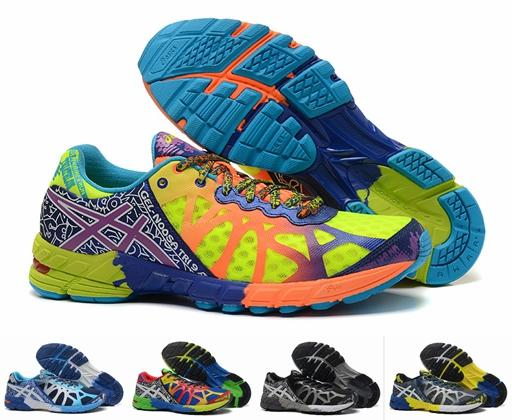 finest selection afb21 27656 2015 Asics Cushion Gel Noosa Tri 9 Running Shoes For Men, Fashion Cool  Lightweight Sneakers Casual Sport Sneakers Eur Size 40 45 Trainers Shoes  Woman ...