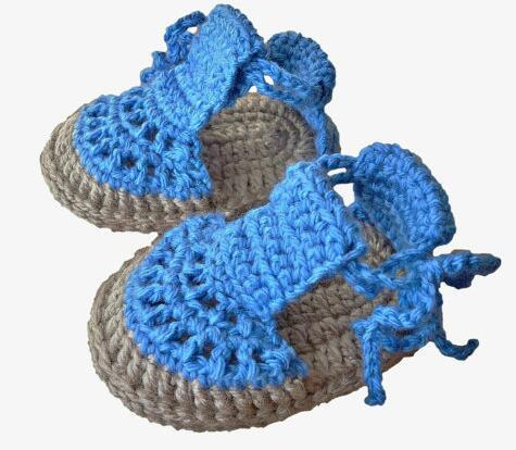 Baby Boy Crochet Sandals Boys Crochet Shoes Baptism Shoes infant Shoes.prewalker Shoes. Baby Crib Shoes First Walker 5pairs/