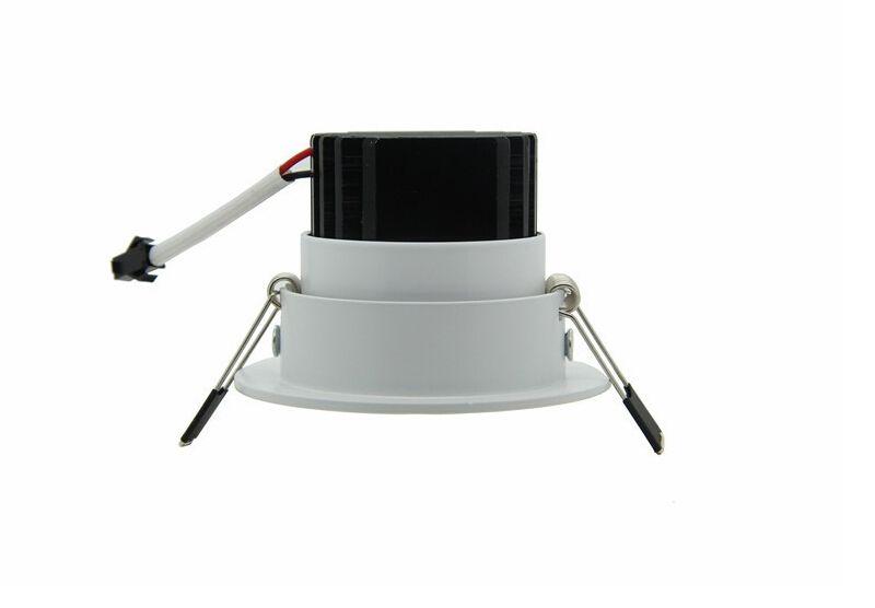 Super Bright Inbouw LED Dimbare Downlight COB 6W 9W 12W 15W LED Spot Licht LED Decoratie Plafondlamp AC85-265V met CE ROHS-certificaat
