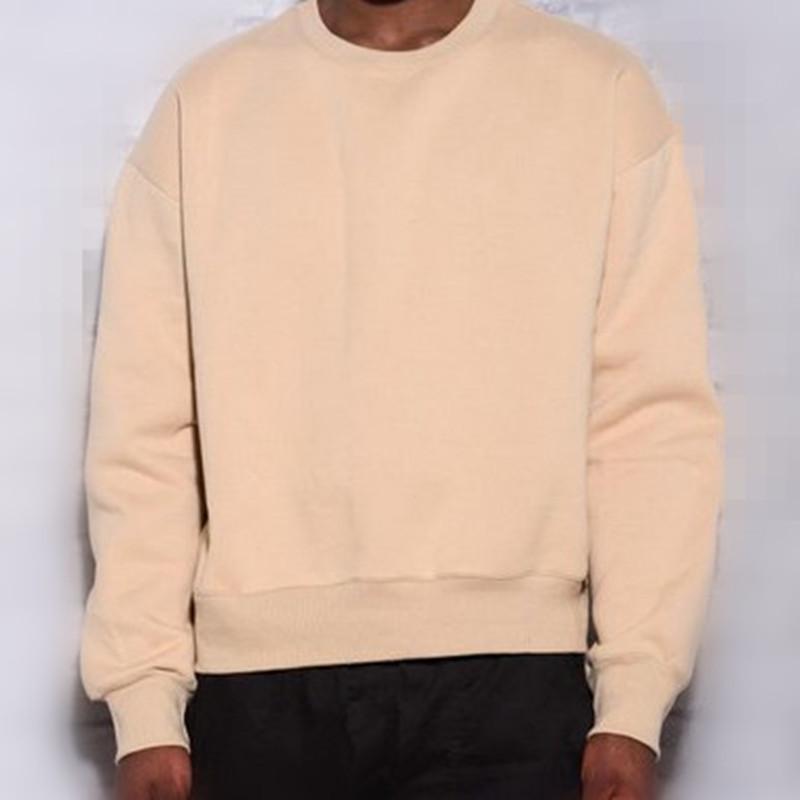 Online Cheap Men Hip Hop Crewneck Sweatshirt Kanye West Hoodie ...