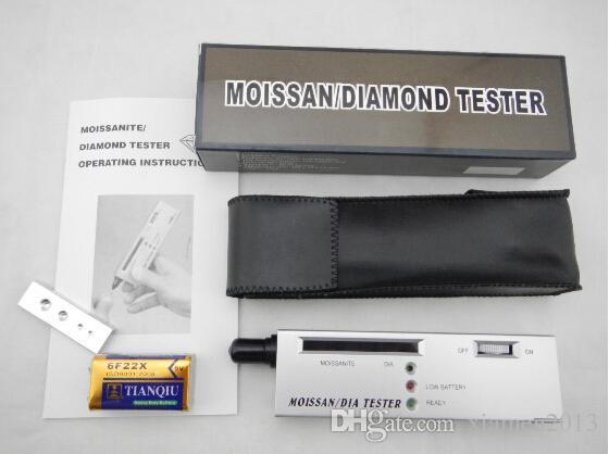 شحن مجاني حار بيع أدوات المجوهرات المحمولة الماس القلم المويسانتي المويسانتي s سهلة الاستخدام