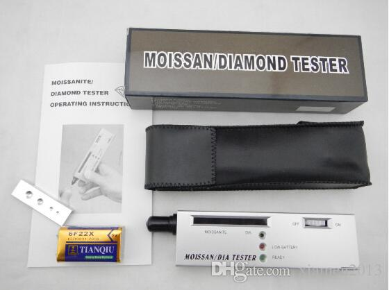 Vendita calda di trasporto libero Moissanite Diamond Portable Pen Moissanite s Jewelry Tools facile da usare