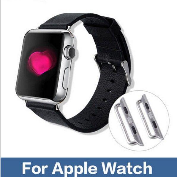 4色Apple Watch IWatch接続時計バンドアダプタiWatch 38mm 42mm