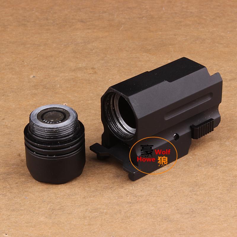 Gewehr-Licht 800LM CREE XP-G XPG R5 LED imprägniern die taktische Taschenlampen-Aluminiumfackel, die für Picatinny Schiene verwendbar ist