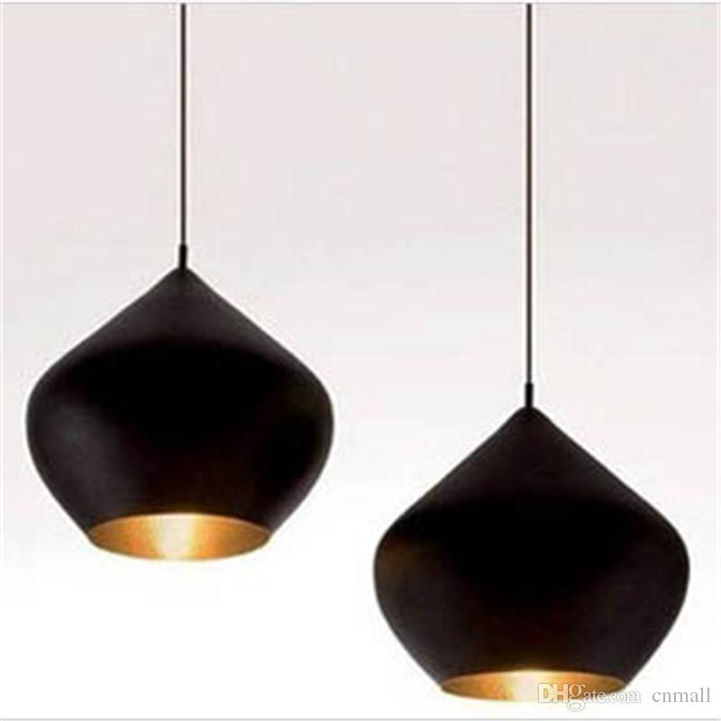 Tom Dixon Beat Stout Pendant Lamp Instrument Pendent Light Lamp Droplight Contemporary Study Sitting Room Dining-room Droplight Hanging Lamp