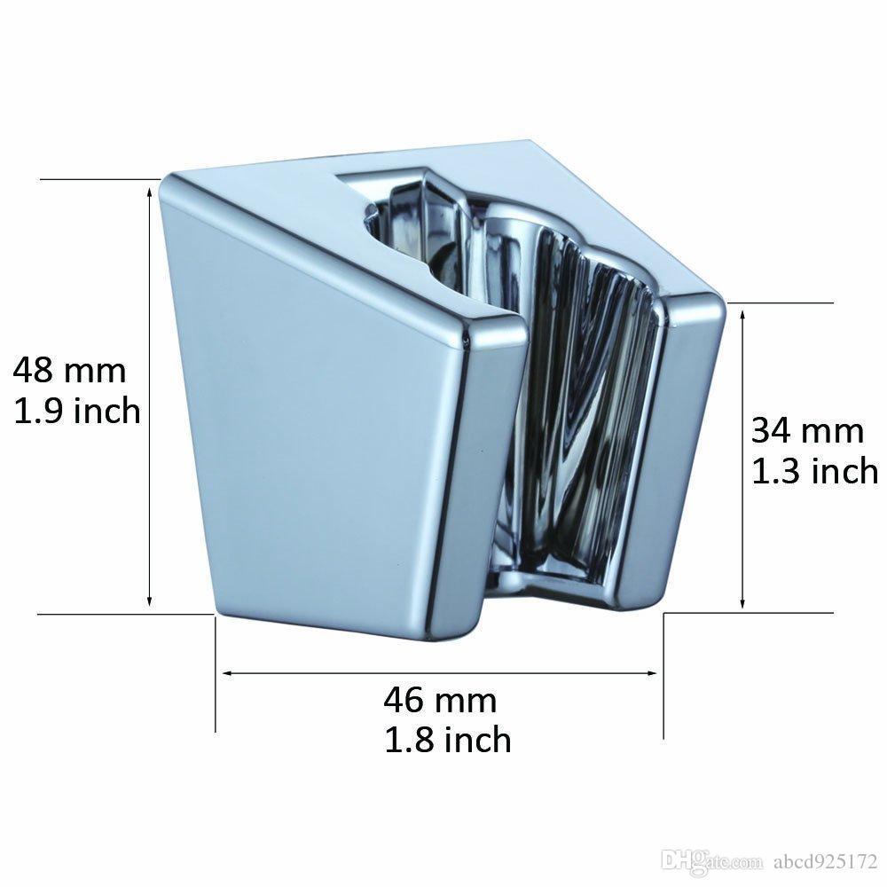 الشحن مجانا الحمام abs كروم بيديت البخاخ بخاخ المرحاض المحمولة مع 1.5 متر حامل خرطوم