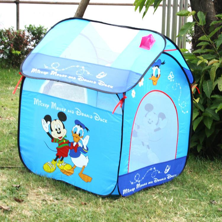 See larger image : mickey play tent - memphite.com