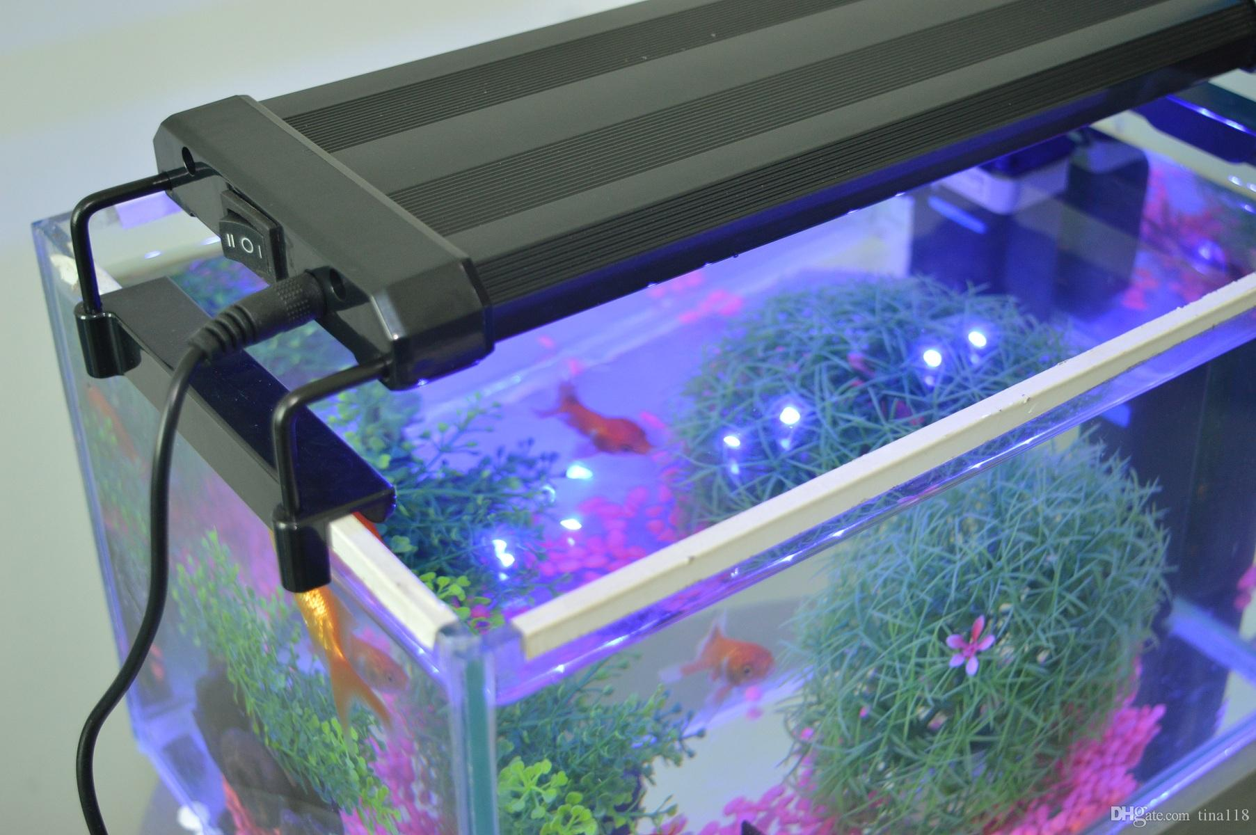 Fish tank lights for sale - Hotest Sale The Trend Of A New Generation Of Aquarium Lights Zjl 60a Aquarium Bracket Led Light With High Quality