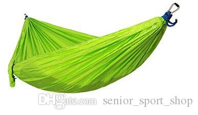 see larger image the factory sells outdoor parachute cloth hammocks single double      rh   dhgate