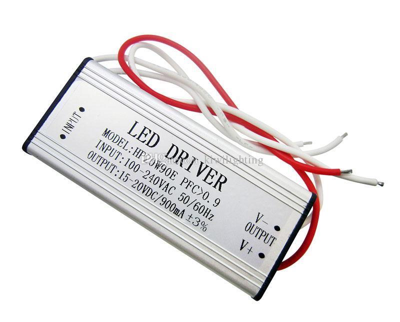 DC 15-20V 900MA High Power Constant Current LED Driver For Cree MT-G2 18V Led Light DIY
