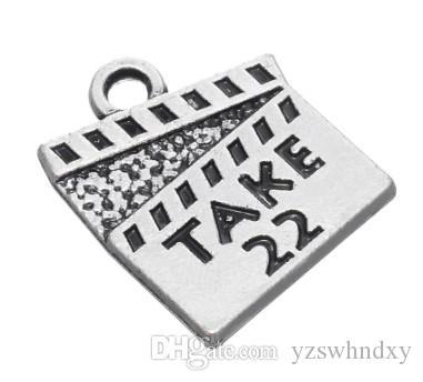 Tome 22 encantos grabados de la película de acción de película