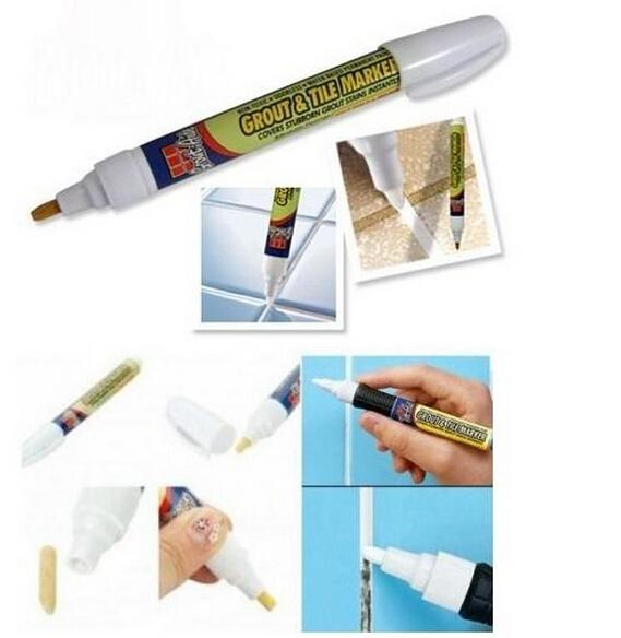 2018 Hot Grout Aide   Tile Marker Repair Wall Pen  Building Supplies Tiles  Mending Wall Pen White From Eason58   1 51   Dhgate Com. 2018 Hot Grout Aide   Tile Marker Repair Wall Pen  Building