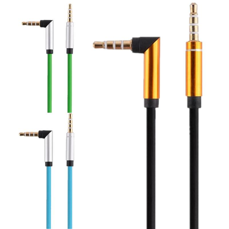 3.5mm Replacement audio Cable for Studio Headphones Regular Normal Extension Audio AUX Male to Male Normal for SOLO MIXR Headsets
