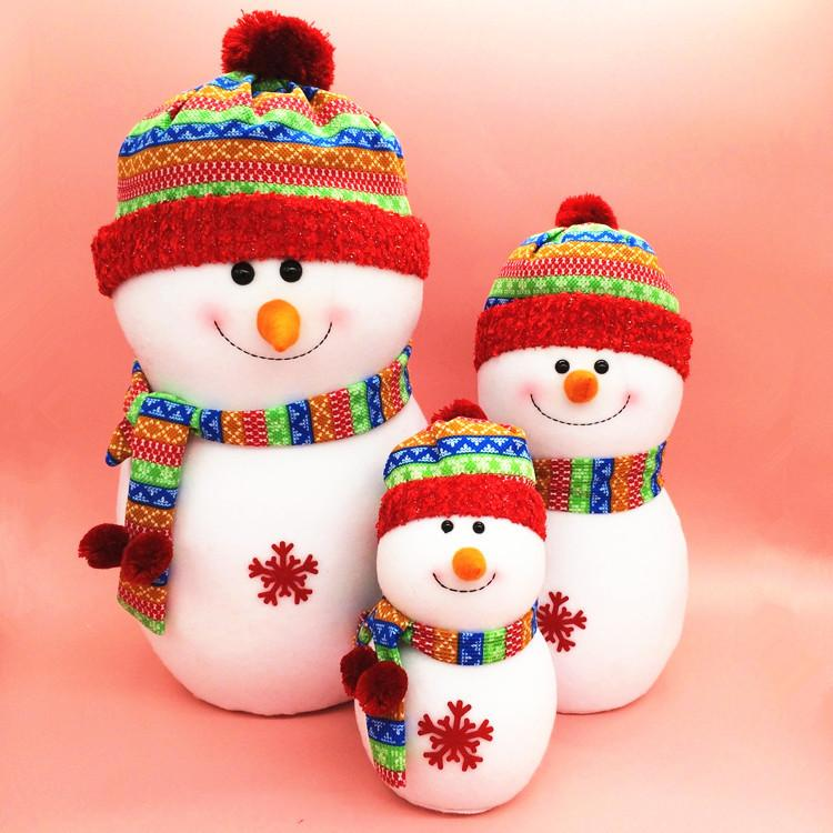 Raymond Briggs The Snowman Christmas Tree Decorations: New Flock Christmas Decorations Cartoon Christmas Santa