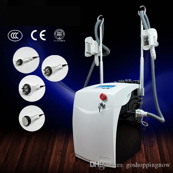 equipamento do salão de beleza da perda de peso Equipamento da cavidade do gelo da beleza da lipoaspiração da lipoaspiração da cavitação do emagrecimento / máquina de congelação gordo
