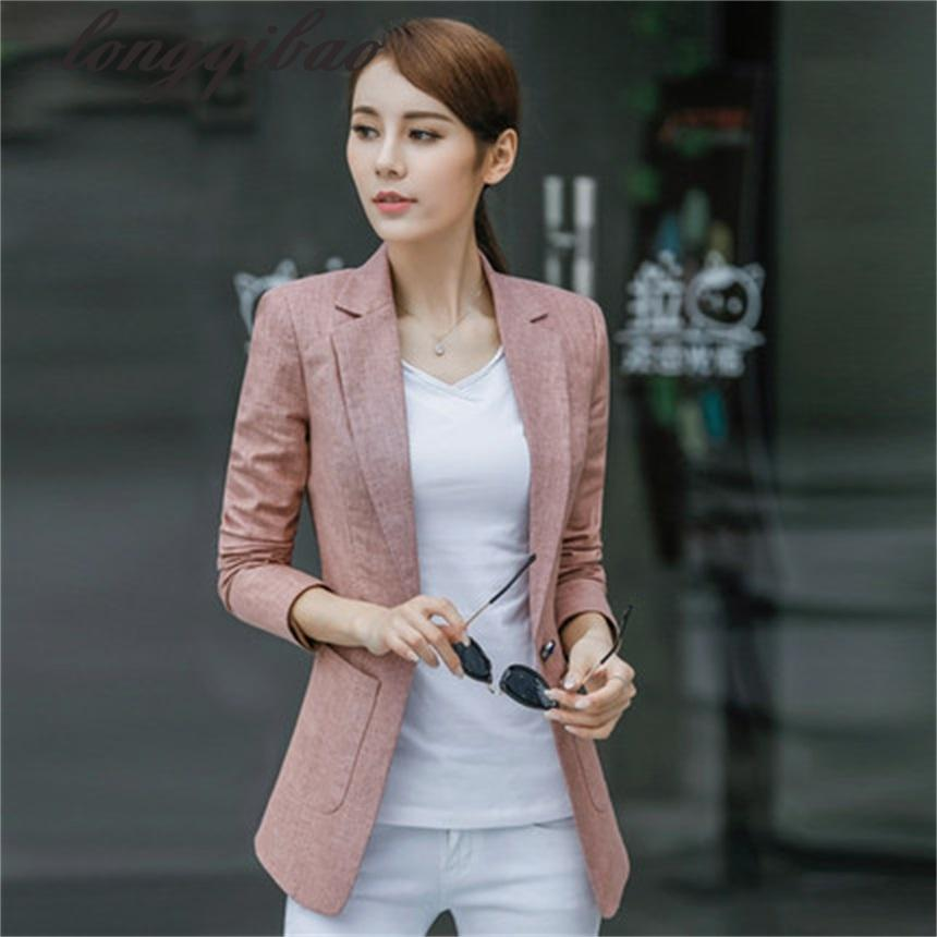 70f2c1ca20ee Wholesale- Spring And Autumn Fitted New Korean Casual Long-sleeved ...