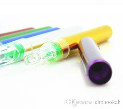 Cigarette Filter Pipe Multicolor Choice Europe Modèles vente de petites tiges de cigarettes