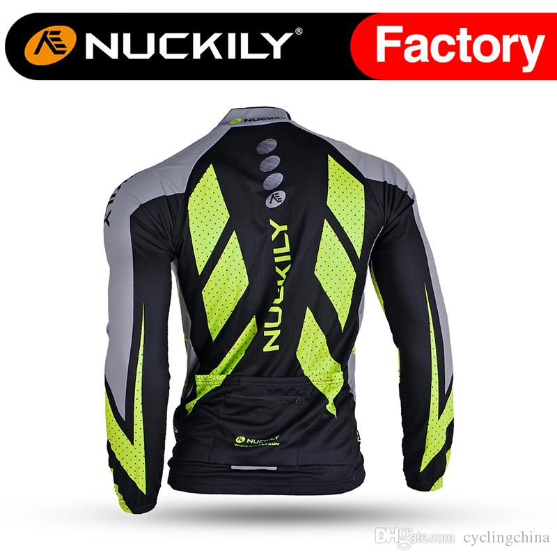 d4999d382 Nuckily Breathable Racing Jersey The Best Design Nuckily Fleece Bike Jersey  Hot Selling Men S Thermal Fleece Shirt Mens Shirts Shirts For Men From ...