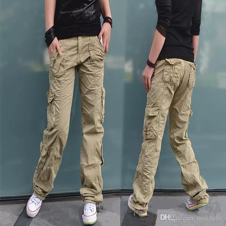 6d25ba5f0022 Acquista Abbigliamento Donna Abbigliamento Camouflage Army Fatigue Cargo  Pants Ragazze Harem Hip Hop Dance Sweat Pants Pantaloni Larghi 9885 A  $26.79 Dal ...