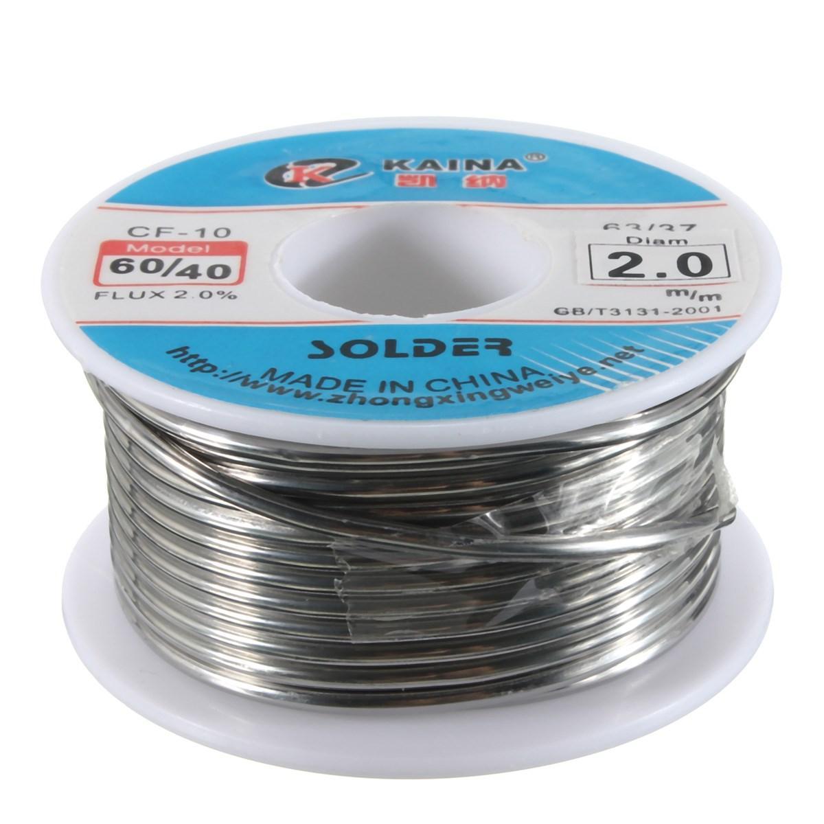 Großhandel Ausgezeichnete Qualität 2mm 60/40 Zinn Blei Zinn Draht ...