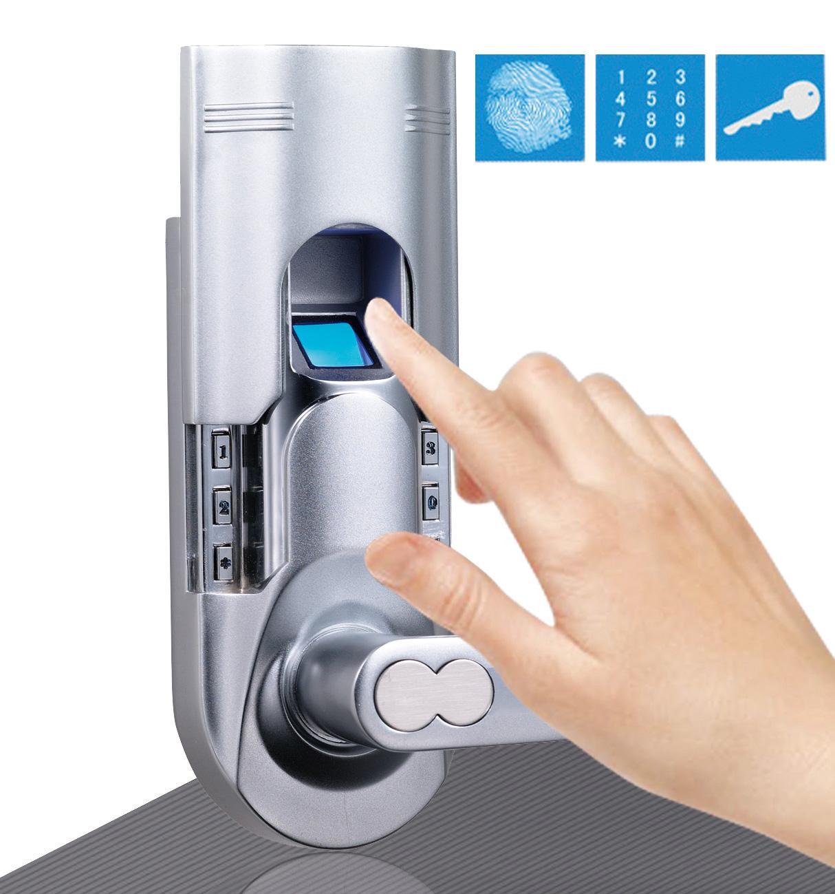 online cheap assa abloy digi digital electronic single latch biometric fingerprint keypad door. Black Bedroom Furniture Sets. Home Design Ideas