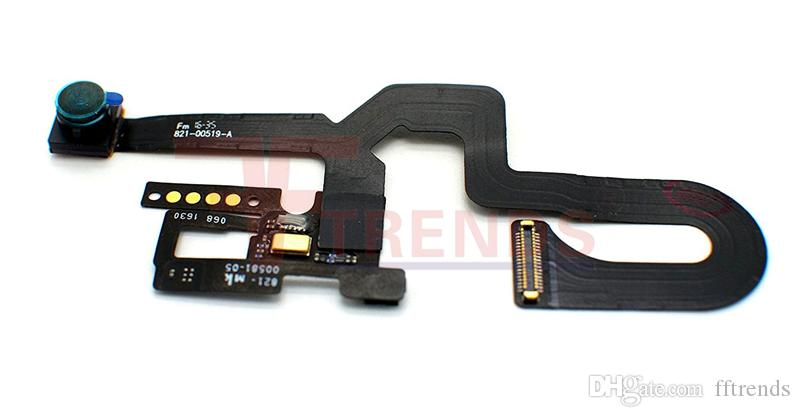 New Original Front Camera Cam Ribbon Lens Flex Cable Spare Part Replacement kits for iPhone 7 7 Plus