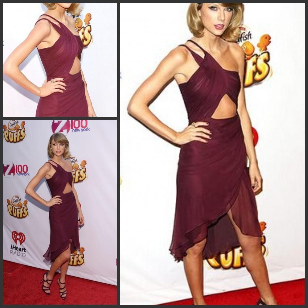 Großhandel 2015 Promi Abend Kleider Taylor Swift Kurz Roter Teppich ...