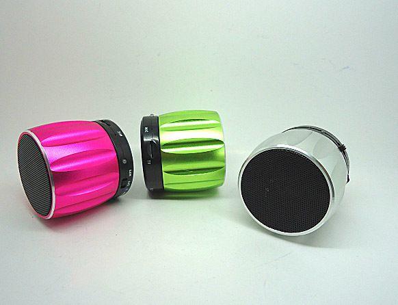 20 adet - Bluetooth kablosuz küçük hoparlörler kabak araba hands-free kart telefon ses radyo