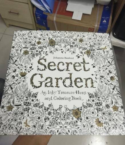 Secret Garden Enchanted Forest Animal Kingdom Coloring Book Children Adult Relieve Stress Graffiti Painting Drawing Factory Outlet Fun Books