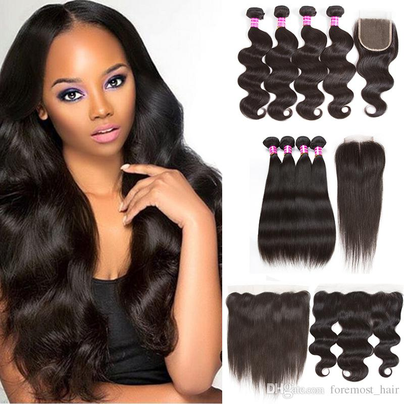 Black Friday Hot Deals Brazilian Body Wave Straight Virgin Hair
