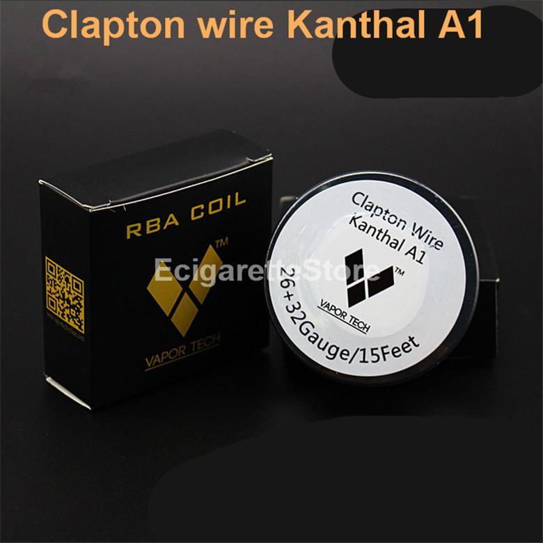 Vaporizer Clapton Wire Authentic Vaportech Clapton Wire A115 Feet 26 ...